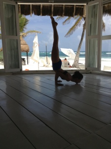 Yoga Retreat in Tulum, Mexico 2013