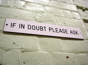 doubt inquiry