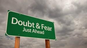 doubt negative